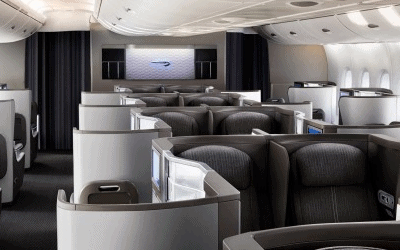 New York for less than £1,500 in Business Class Sale!
