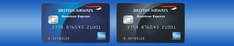 BA Credit Cards