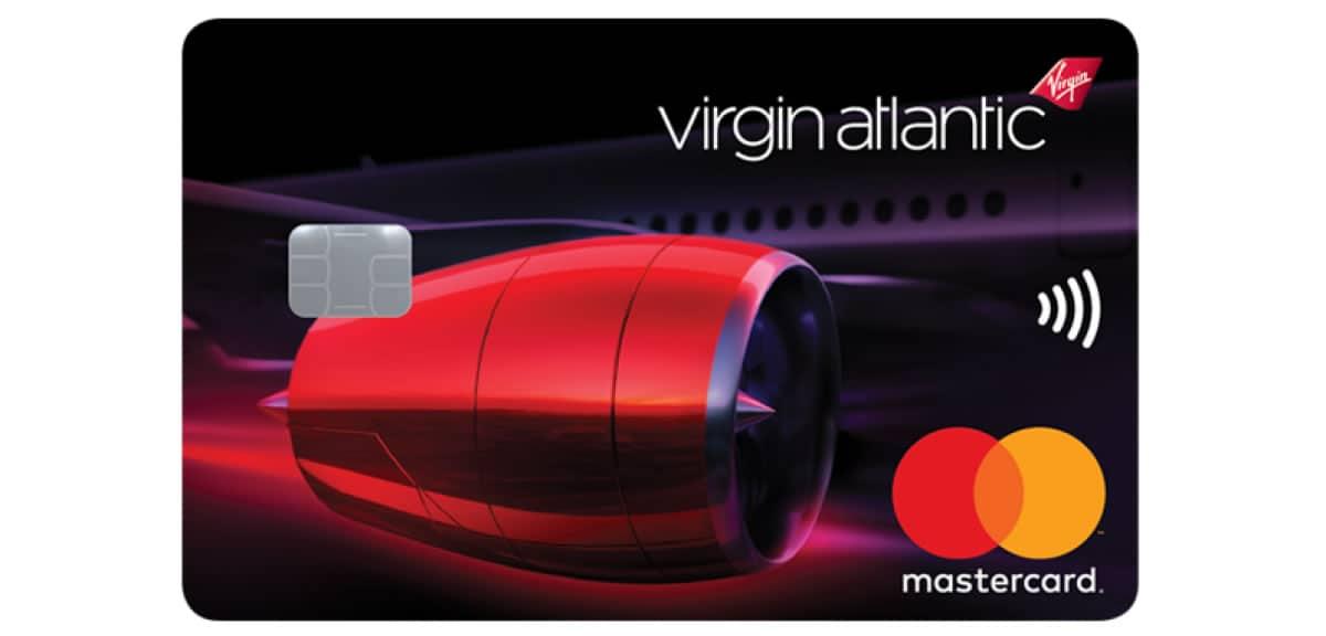 Virgin Reward Plus Credit Card