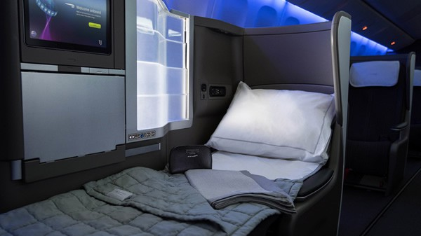 Is it worth upgrading to British Airways Business Class