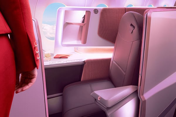 Is it worth upgrading to Virgin Upper Class