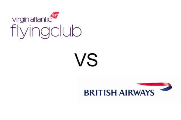 Virgin Flying Club Miles or British Airways Avios – Which Is Better