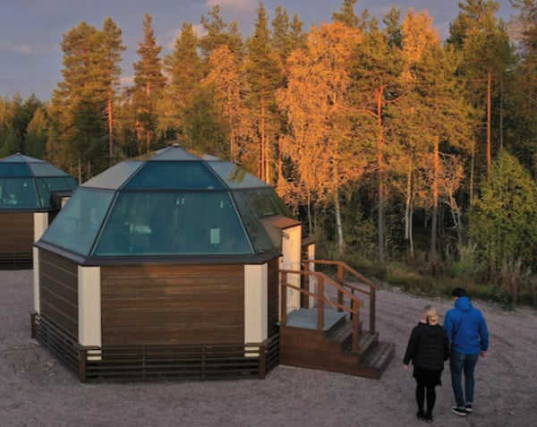 Arctic SnowHotel and Igloos Finland