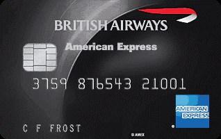 BA Amex Premium Credit Card