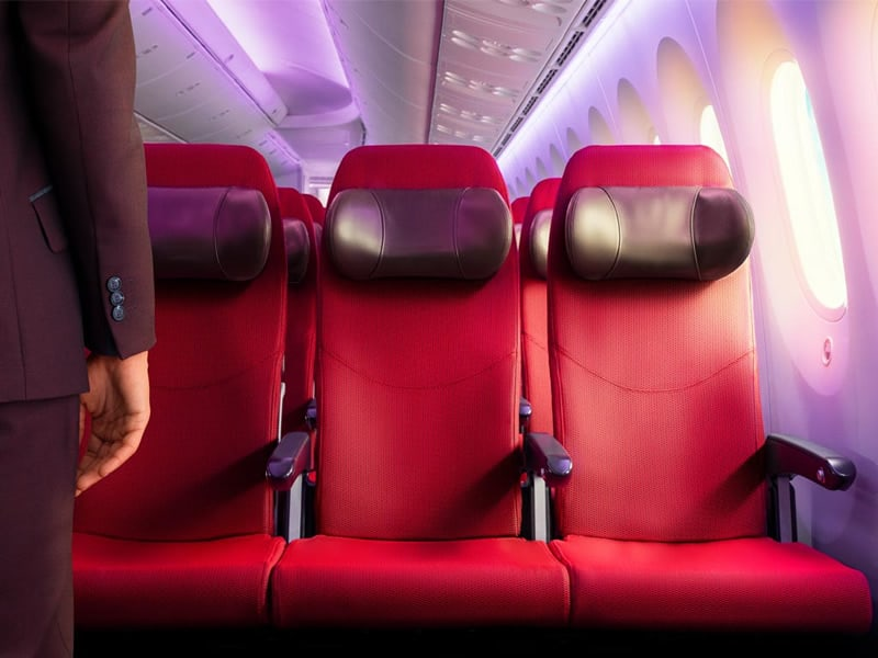Survive long haul with the best seat