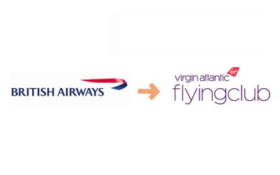 Can you transfer Avios Points to Virgin Flying Club Points