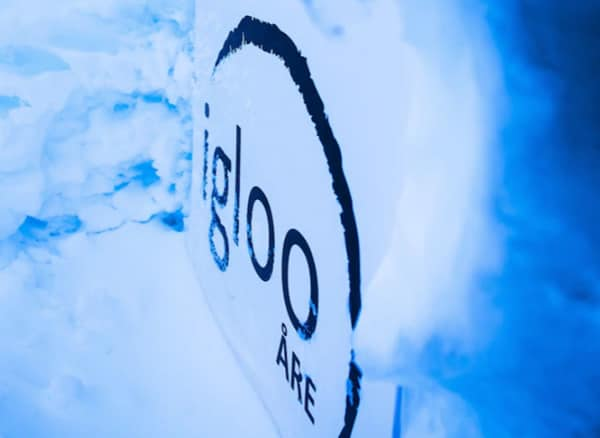 Igloo Are Sweden