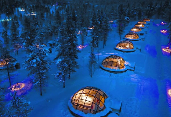 Igloo Hotels: 12 Magical Igloo Hotels to Stay in 2021