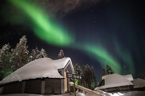 Northern Lights Village Finland
