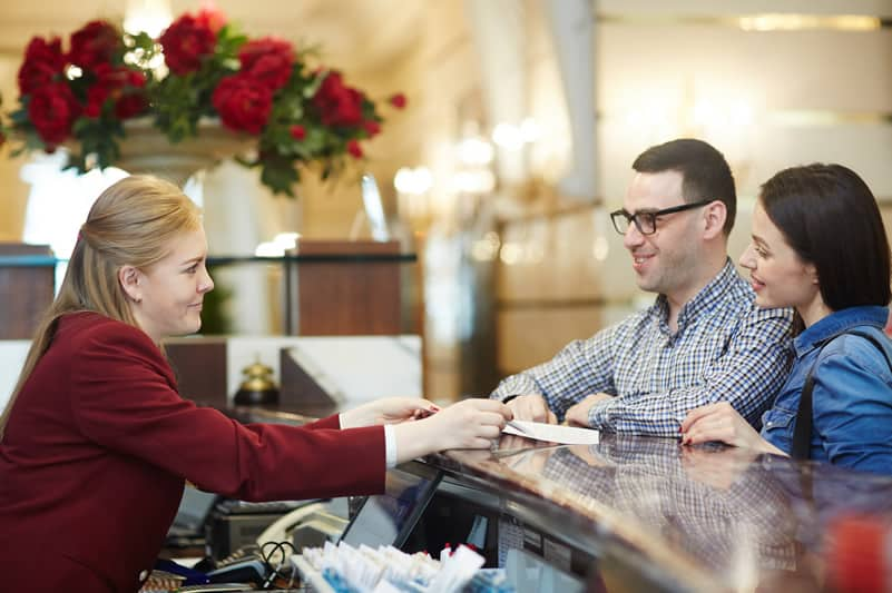 Stay for Free in Hotels