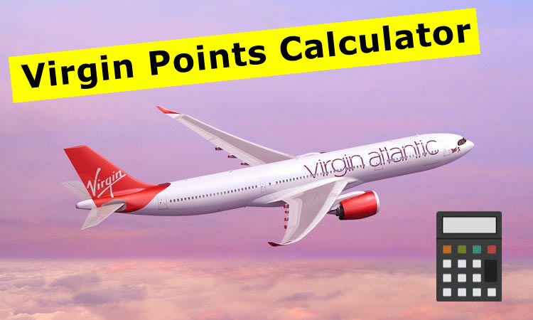 How Many Virgin Points for a Flight – Ultimate Calculator