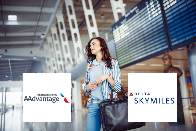 AAdvantage vs SkyMiles