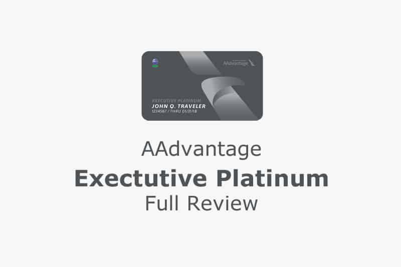 Executive Platinum