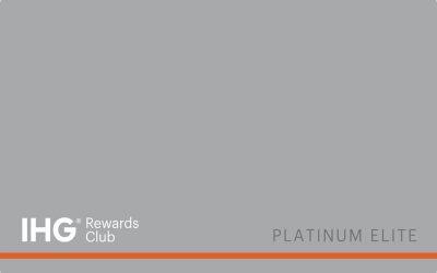 What do IHG Platinum Members Get – IHG Platinum Benefits