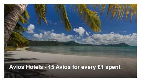 Avios Hotels