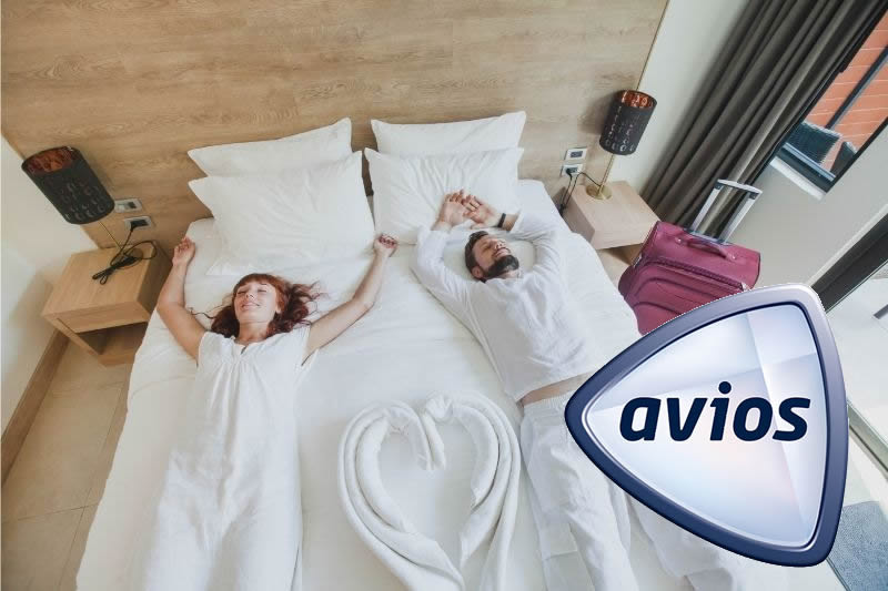 Collect Avios with Hotel Bookings – Up to 156,000 Avios a year!