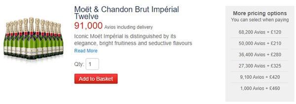 Moet & Chandon Brut Imperial Twelve